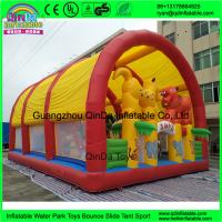 Buy cheap Custom Karate inflatable bouncer, Birthday Parties big bounce house, inflatable jump castle for sale from wholesalers