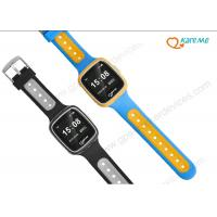 Wholesale Heart Rate Monitor Kids GPS Tracking Watch / GPS Tracking Devices For Children from china suppliers