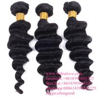 Wholesale top quality virgin hair brazilian remy milky way weave human hair from china suppliers
