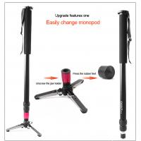 Wholesale New Alloy Camera Camcorder portable monopod MF-3 from china suppliers