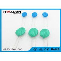 Wholesale Blue Green 10mm 510v MOV Electronic Component Varistor Thermistor UL certification from china suppliers