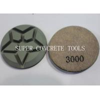 Wholesale 3inch Concrete Polishing Pads Disc Resin Diamonds from china suppliers