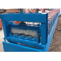 Wholesale Automatic Metal Sheet Metal Roll Forming Machines For Floor Decking from china suppliers