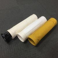 Wholesale polyester/Nomex/PPS/PTFE/P84 industrial dust filter bags for chemical industrial dust collector insert filter from china suppliers