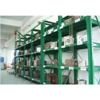 Wholesale Drawer Type Mould Storage Racks , Heavy Duty Metal Shelves With Drawers from china suppliers