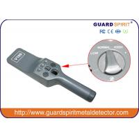 Wholesale ultra-high sensitivity hand held Mini metal detector , security body scanner for airport from china suppliers