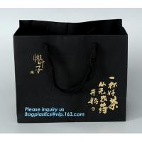 China Wholesale New Product Custom Packing Colorful Waterproof Kraft Paper Gift Carrier Flower Bag,Deluxe cardboard wedding sw on sale