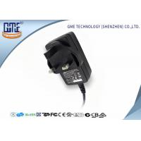 Wholesale 12V 1.5A Switching Power Adapter / wall mount adapter 18W for Electrical Equipments from china suppliers