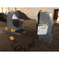 Wholesale Head Tail Stock Pipe Welding Rotators Positioners For 360° Pipe Turning Welding from china suppliers