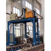 China Super Pipe Making Machine Electric Transmission Pole Automatic Gantry Welding on sale