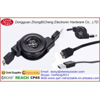 Quality OEM Design Retractable Type 9 Wires 3.0 USB Cable for sale