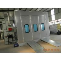 Wholesale  Down Draft Car Spray Booth For Automotive garage with lighting and heating system from china suppliers