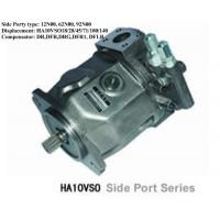 Wholesale 18cc Displacement Axial Piston Variable Hydraulic Pump , Thru-drive Rear Cover from china suppliers