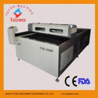 Wholesale Carbon steel MDF CO2 Laser Cutting machine with 150W RECI laser tube  TYE-1530 from china suppliers