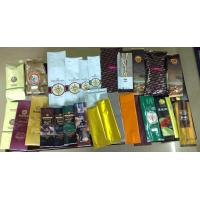 Wholesale PET / AL / PE Coffee Foil Bag Packaging with CMRK or Pantone Printing from china suppliers