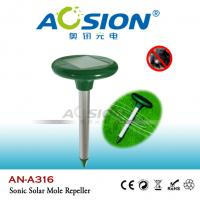 Wholesale Advanced  Garden Solar Mole Repeller from china suppliers