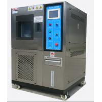 Quality Fast Change Rate ESS Temp Humidity Chamber with 3-20 Deg C/min Rising Falling for sale