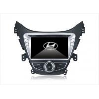 Wholesale Digital Hyundai ELANTRA Car Radio DVD Player Support DVR and TMC Function from china suppliers