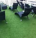 Wholesale Durable putting green artificial synthetic turf Roof for roadside from china suppliers
