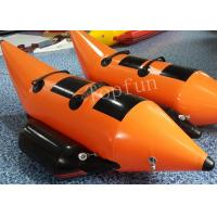 Wholesale Fire Resistance Double Lance Inflatable Fishing Boats For Water Park CE from china suppliers