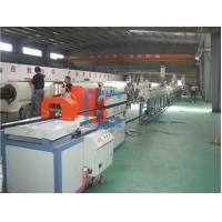 Buy cheap High Strength Plastic Film Extrusion Machine for PP / PE Pipe Production Line from wholesalers