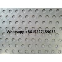 Wholesale perforated metal plate round hole from china suppliers
