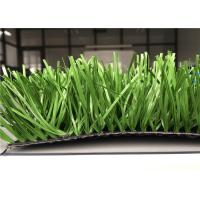 Wholesale SGS FIFA Lab UV Resistant Soccer Artificial Grass , Fake Grass Lawn For Playground from china suppliers