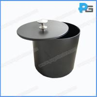 Wholesale IEC60350-2 figure 4 low carton steel test vessels with lids Φ145 Φ180 Φ220 from china suppliers