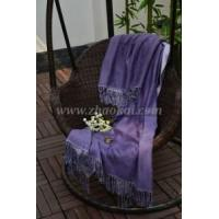 Wholesale Luxury Bamboo Throws from china suppliers