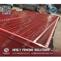Wholesale Canada Portable Temporary Fencing (China Exporter) from china suppliers