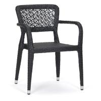 Wholesale wicker dining room furniture/wicker dining room chair/wicker dining chair WC-040 from china suppliers