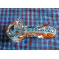 Wholesale Art glass smoking pipes ,handblown glass tobacco pipes , DJ-11002 from china suppliers