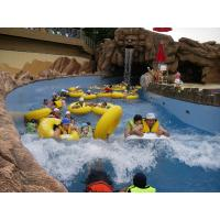 Wholesale Swimming Pool Equipment Water Park Lazy River For Children / Family Fun Amusement Park from china suppliers
