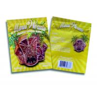Wholesale Food Grade 20 X 20 Resealable Plastic Bags , Water Proof Foil Zip Seal Bags from china suppliers
