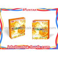 Wholesale Low Calorie Vitamin C Candy Sugar Free Mints With Orange Flavor from china suppliers