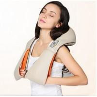 Wholesale rechargeable electric Neck shoulder massager AH-NM08 with heating function from china suppliers