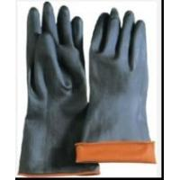 Wholesale Latex Industrial Gloves, Double Color from china suppliers