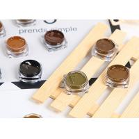 Wholesale 20 Colors Eyebrow Tattoo Pigment Natural Plant Extract Medical Ethanol from china suppliers