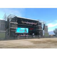 Wholesale Thin High Brightness Outdoor Rental Led Screen Video For Event , Energy Saving from china suppliers