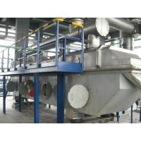 Wholesale Vibro Fluid Bed Powder vibrating Dryer Machine For Cellulose Acetate Butyrate Electrical Heating from china suppliers