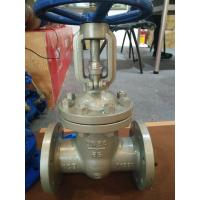 Wholesale API DIN GOST Standard Cast Steel A216 WCB Rising Stem Bolted Bonnet Stellite Trim Flexible Wedge Flanged Gate Valve from china suppliers