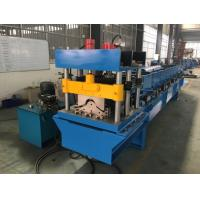 Buy cheap Automatic Ridge Cap Roll Forming Machine With PLC Control 20GP Container from wholesalers