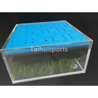 Wholesale Shock Pad Rubber Underlay For Artificial Grass Three Layers Weather Resistance from china suppliers