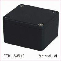 Wholesale Wall Mounted Metal Box with Protection level of IP67 and External Mounting Brackets  from china suppliers