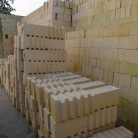 Wholesale Anchor Heat Resistance Furnace Bricks High Alumina Good Thermal Shock Resistance from china suppliers