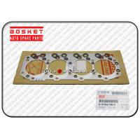 Wholesale 8-97066198-0 8970661980 Isuzu Cylinder Head Gasket Suitable for ISUZU NKR69 4JG2 from china suppliers