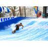 Buy cheap Aqua Play Flowrider Water Ride For Skateboarding Surfing Sport/ Fiberglass Water Slide from wholesalers