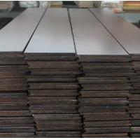Wholesale American walnut solid hardwood flooring, AB grade, smooth surface from china suppliers