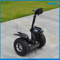 Eco Stylish 36V 2000W Self Balancing Scooter Off-Road Standing Up With Feet Sensor