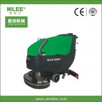 Buy cheap MLEE660BT battery floor scrubber dryer with CE from wholesalers